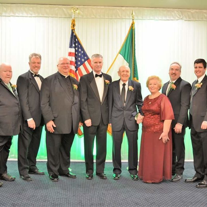 St Pats Dirs & Honorees 2019